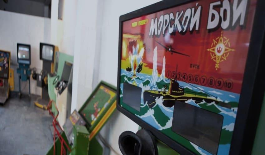 Советские игровые автоматы: история отечественной игровой индустрии