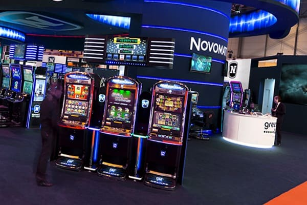 Игровые автоматыкомпанииNovomatic