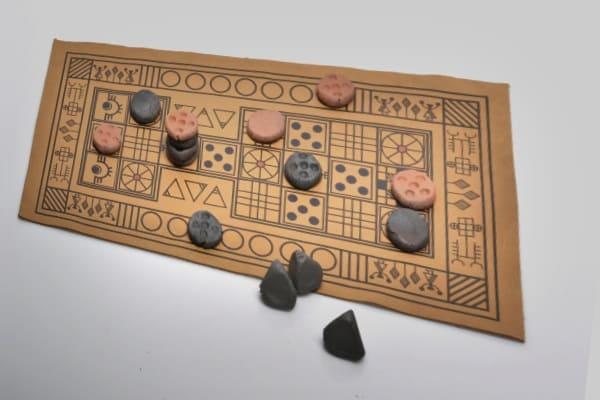 Азартные игры в древности