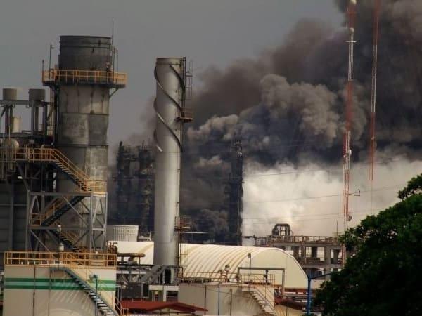 Чрезвычайные ситуации на промышленных предприятиях и их ликвидация
