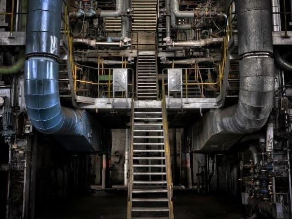 Классификация промышленных предприятий