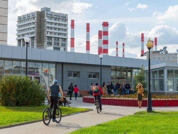 Озеленение промышленных предприятий