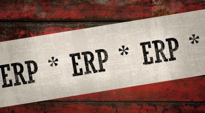 Что такое ERP системы?