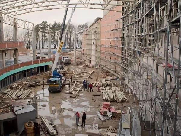 История игорной зоны Янтарная