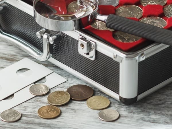 Виды инвестиционных монет