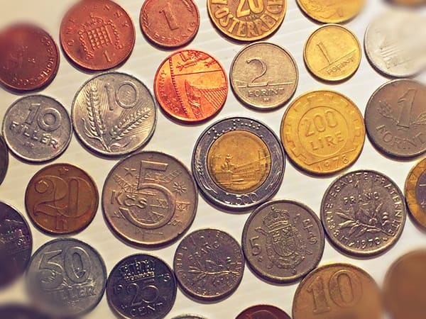 Какой интерес вызывают монеты?
