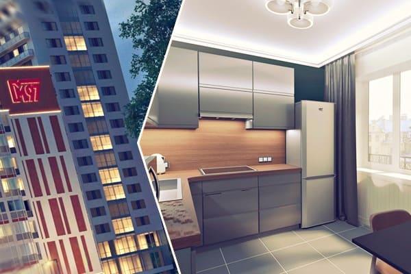 Апарт-отель для жизни и бизнеса